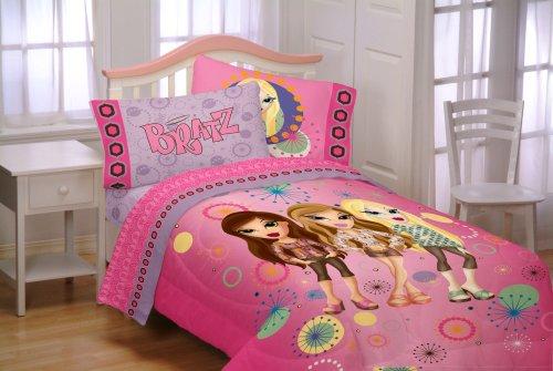 Lil Bratz Boho Girls Comforter