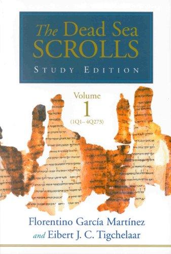 The Dead Sea Scrolls Study Edition-Two Vol. Set (Vol 1...