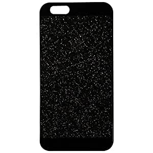 Novo Style Exclusive Glitter Blingy sparkling Hard Back Case Cover For Apple iPhone 5- Black