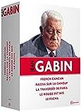Image de Jean Gabin - French Cancan + Razzia sur la chnouf + La traversée de Paris + Le rouge est mis + Le p