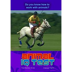 Animal IQ Test