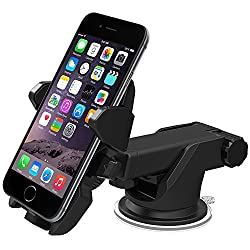 iOttie Easy One Touch 2 Car Mount Mobile Holder  (Black)