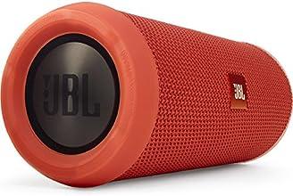 JBL【国内正規品】FLIP3 Bluetoothスピーカー IPX5防水機能 ポータブル/ワイヤレス対応 オレンジ  JBLFLIP3ORG