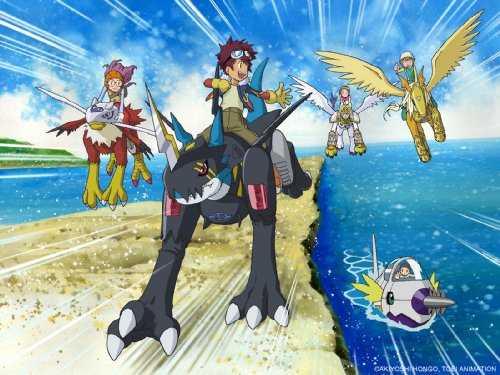 Digimon Adventure 02, Volume 3 movie