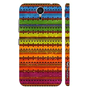 Enthopia Designer Hardshell Case Rainbow Beats Back Cover for Meizu M3 Max