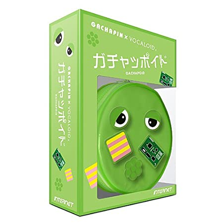 VOCALOID2 GACHAPIN GACHAPOID First Limited Edition [Japan Import]