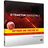Native Instruments デジタル・ヴァイナル・システム TRAKTOR SCRATCH PRO 2 Software & Timecode Kit