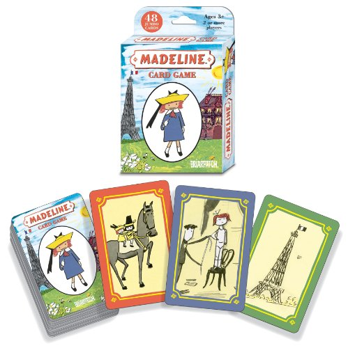 Madeline Card Game