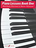 img - for Piano Lessons, Bk 1 (The Waterman / Harewood Piano Series) book / textbook / text book