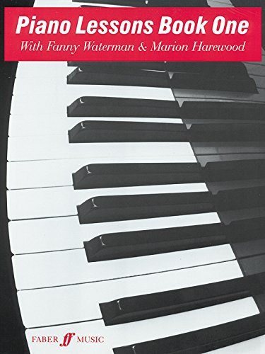 Piano Lessons: Bk. 1 (Waterman & Harewood Piano Series)