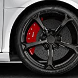 Red MGP Caliper Covers for