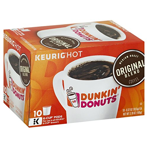 Buy Dunkin Donuts Now!