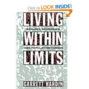 Living within Limits  - Garrett Hardin