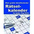 Abrei�kalender - R�tselkalender 2015