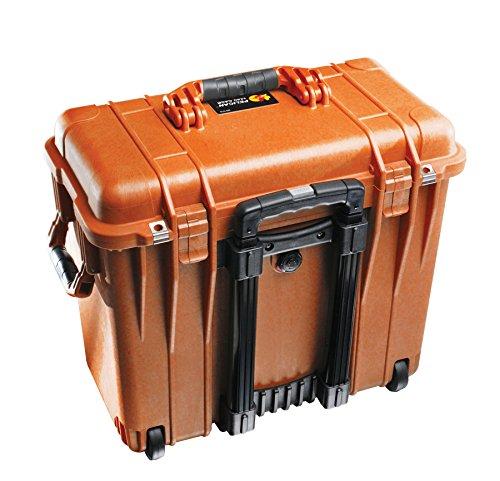 Pelican 1440 Case with Foam for Camera (Orange) (Pelican Case Medium compare prices)