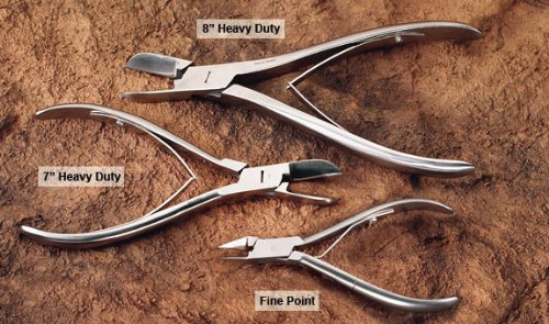 "Bone Cutters Heavy Duty 7"" long"