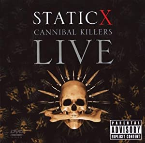 Cannibal Killers Live (CD/DVD)