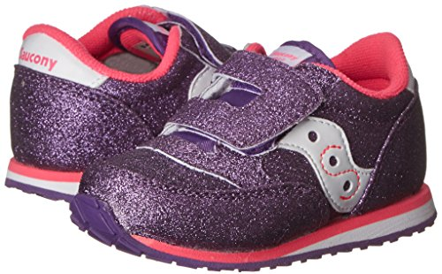 Saucony Girls Baby Jazz HL Flat (Toddler/Little Kid) saucony кроссовки saucony jazz o vintage mint us 6