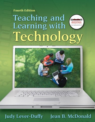 Teaching and Learning with Technology, and MyEducationKit...
