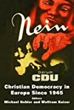 img - for Christian Democracy in Europe Since 1945: Volume 2 book / textbook / text book