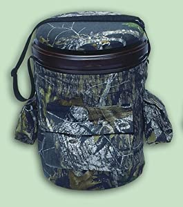 Amazon Com Evans Sports Magnum Sports Bucket Mossy Oak Breakup Gun Barrels And Accessories
