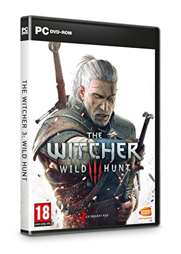 The Witcher 3: Wild Hunt (PC DVD) [Edizione: Regno Unito]