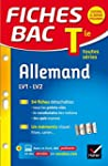 Fiches bac Allemand Tle (LV1 & LV2):...