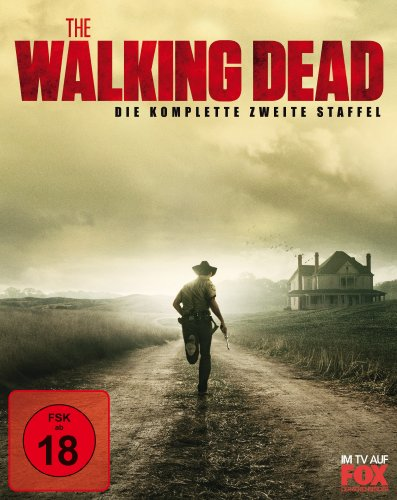 The Walking Dead - Die komplette zweite Staffel (3 Blu-rays) [Blu-ray]