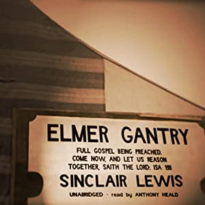 Elmer Gantry Audiobook