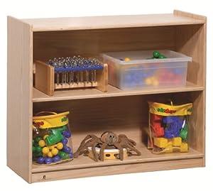 Steffy Wood Products Oak Small Shelf Storage