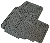 Alfa Romeo Brera Four Piece Rubber Car Mat Set