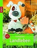 Image de Fröhliches Landleben: Dekorative Holzfiguren für drinnen und draußen (kreativ.kompakt.)