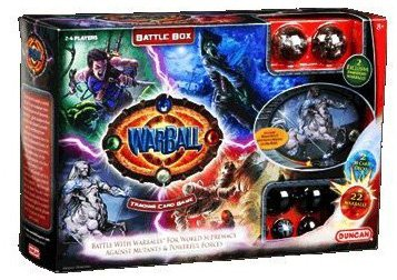 Warball Trading Card Game Battle Box - 1