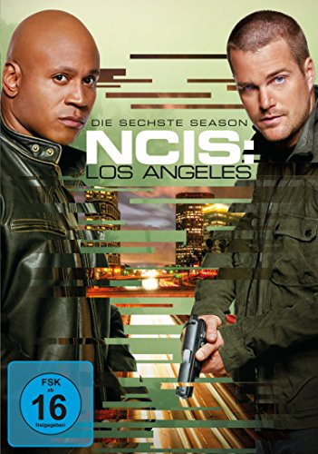 NCIS: Los Angeles - Die sechste Season [6 DVDs]