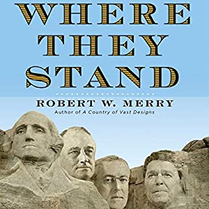Where They Stand Audiobook