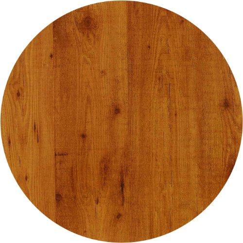 Werzalit / hochwertige Tischplatte / Pinie / runde Form 60 cm / Bistrotisch / Bistrotische / Gartentisch / Gastronomie günstig kaufen