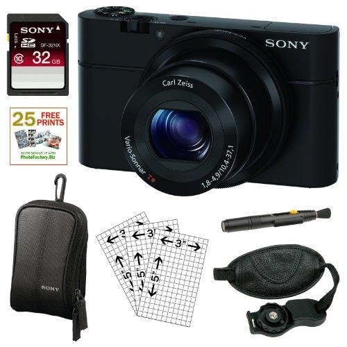 Sony DSC-RX100 DSCRX100 20.2 MP Exmor CMOS Sensor
