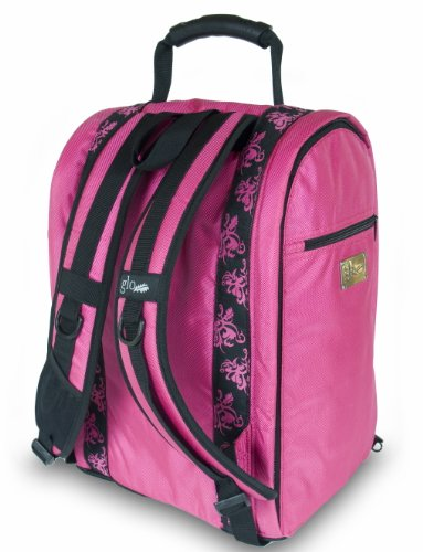 B00A947U14 Glo Bag: Ladies Gym Locker Organizer Bag in Hot Pink