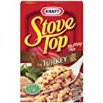 Stove Top Stuffing Mix - for Turkey 170g