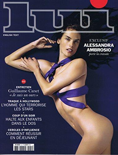 Lui Magazine [France] No. 12 2014 (単号)