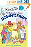 The Berenstain Bears Down on the Farm (I Can Read Book 1)