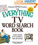 The Everything TV Word Search Book: A...