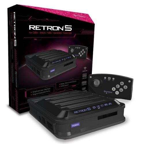 Hyperkin RetroN 5 Retro Video Gaming System レトロン5レトロなビデオゲームシステム [並行輸入品]