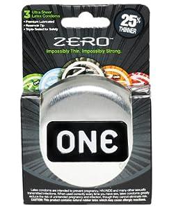 One Condoms One Zero, 3 Count