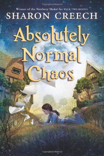 Cover of Absolutely Normal Chaos