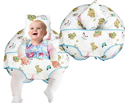unique-4-in-1-premium-cotone-cuscino-da-allattamento-con-free-mini-cuscino-e-baby-harness
