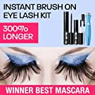 Mascara Extension 4 Piece Kit Winner Best Mascara 2012 + FREE Full Size Sexy Secret Eye Lift Primer!