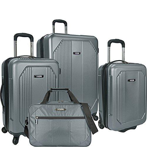 us-traveler-bloomington-4-piece-spinner-set-grey