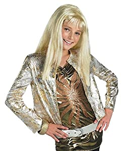 Children's Hannah Montana Wig, Long Blonde Wig, Hanna Hana