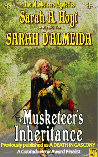 The Musketeer's Inheritance (The Musketeer's Mysteries Book 4)